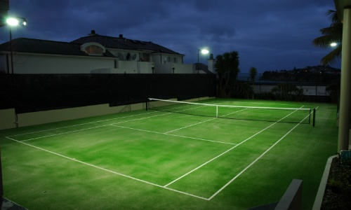 Tennis Court Lighting | Commercial Electrical Services | Auckland Electrician | Good Electrical