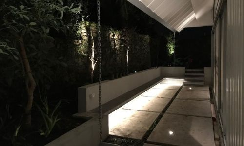 Security Lighting | Residential Electrical Services | Auckland Electrician | Good Electrical